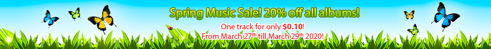 March Music Sale!